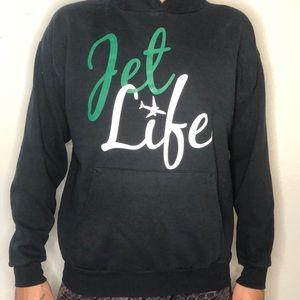 Jet life hoodie